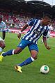 Valais Cup 2013 - OM-FC Porto 13-07-2013 - Alex Sandro 2.jpg
