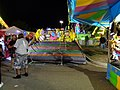 Valdosta Mall Fall Carnival 2015, ladder crawl game.JPG