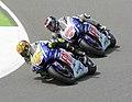 Valentino Rossi and Jorge Lorenzo 2009 Sachsenring.jpg