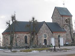 Vallentuna Church