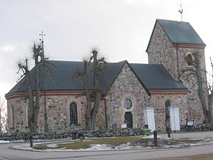 Vallentuna - Vallentuna Church