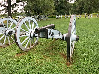Valley Forge - Cannons at the Artillery Park