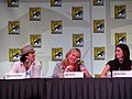 Vampire Diaries Panel at the 2011 Comic-Con International (5985820424).jpg