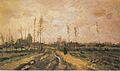 Van Gogh - Landschaft mit Kirche und Häusern.jpeg