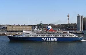 MS Vana Tallinn - Image: Vana Tallinn