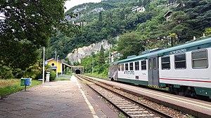 Varenna - The Varenna-Esino-Perledo station.