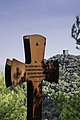 Varigotti (Liguria) - Rusty Cross.jpg