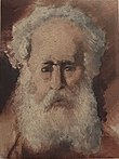 Vasilyev Head of an old man 1860s grm.jpg