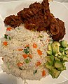 Vegetable rice with stew and pea.jpg
