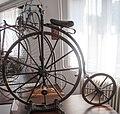 Velocipede, Bike museum, Balassagyarmat.jpg