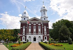 Venango County Courthouse in Franklin.jpg