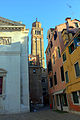 Venecia - Campanile Santo Stefano - 01.jpg