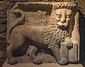 Venetian lion, Karababa castle, Chalkida, Greece.jpg