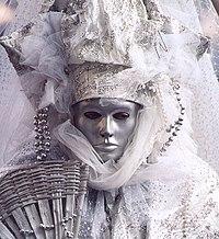 Carnaval em Veneza.