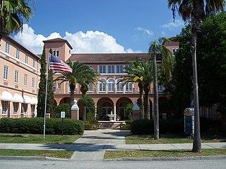 Venice, Florida - Hotel Venice