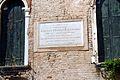 Venise - plaque Guardi.JPG