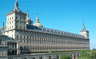 San Lorenzo de El Escorial - Monastery of El Escorial