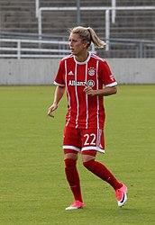 Verena Faisst BL FCB gg. 1. FC Koeln Muenchen-5