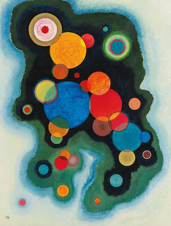Image Result For Kandinsky Circles Coloring