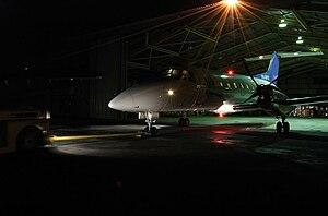 Regional Pacific Airlines - Regional Pacific Airlines VH-RPX in hangar
