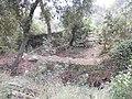 Via romana de Parpers - Pont romà 05.JPG