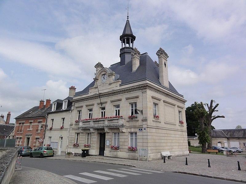 Vic-sur-Aisne Mairie
