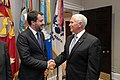 Vice President Pence Meets with Italian Deputy Prime Minister (48099761681).jpg