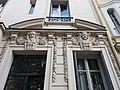 Vichy - Boulevard des États-Unis, haut de la porte au numéro 122.jpg