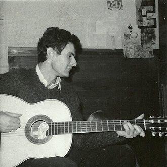 Victor Maymudes - Image: Victor Maymudes