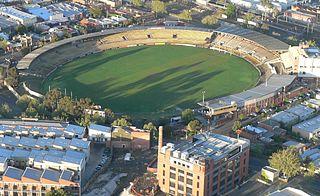Victoria Park, Melbourne football stadium in Melbourne, Australia