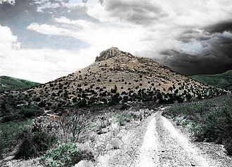 Victorio Peak - Victorio Peak