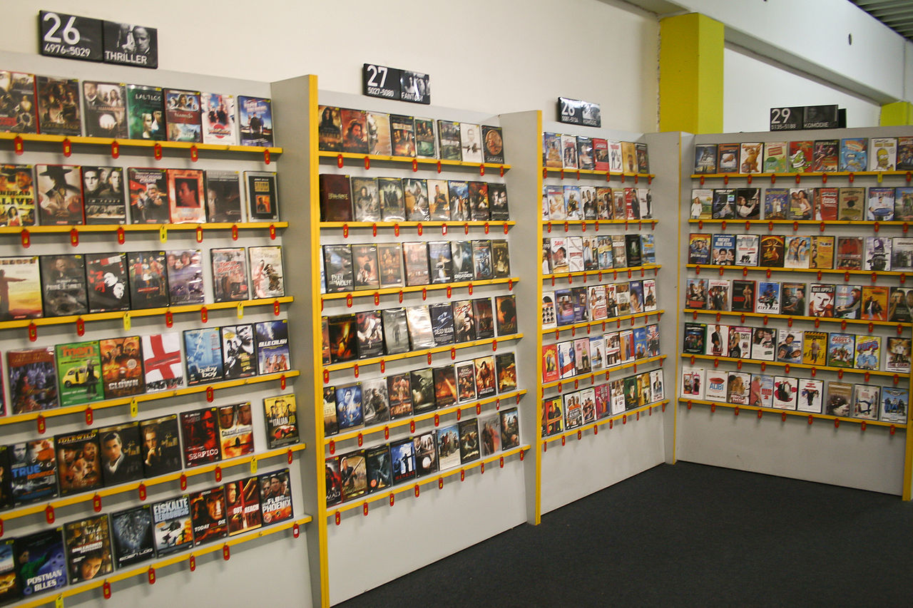 Videothek Göttingen