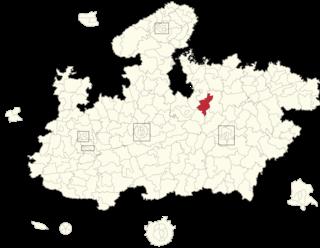 Pathariya (Vidhan Sabha constituency)