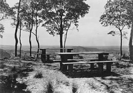 View from Jollys Lookout in the Mount Nebo area, circa 1935.JPG