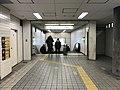 View in Ebisucho Station (Sakaisuji Line).jpg