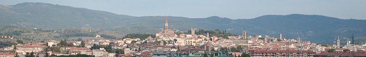 Vista della città tratta da wikipedia