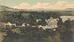 View of North Sutton c. 1905