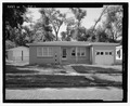 View of North front, facing south - 114 East Yale Street (House), 114 East Yale Street, Orlando, Orange County, FL HABS FL-537-1.tif