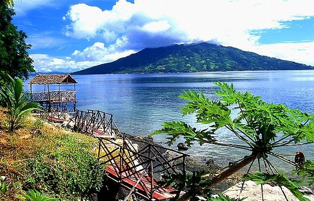 Isla Komba