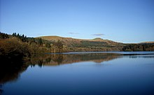 View of Sharpitor and Leather Tor across Burrator reservoir.jpg