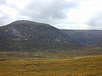 View towards Beinn Bhrotain - geograph.org.uk - 1676851.jpg