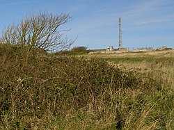 View towards the nuclear bunker - geograph.org.uk - 1030068