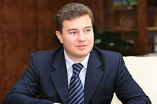 Viktor Bondar Ukrainian politician and statesman
