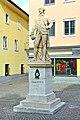 Villach Innenstadt Kaiser-Josef-Platz Standbild Kaiser Joseph II 31052012 3924.jpg