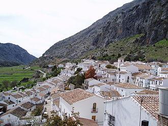 Villaluenga del Rosario - Image: Villaluenga vista