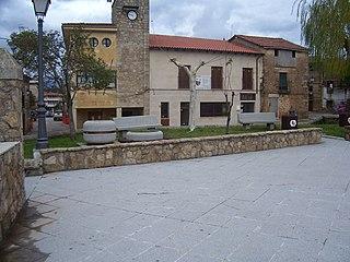 Villasbuenas de Gata municipality in Extremadura, Spain