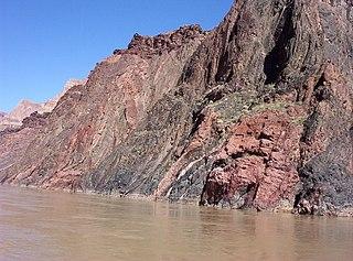 Vishnu Basement Rocks