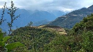 Manco Inca Yupanqui - Image: Vitcos Rosaspata (Vilcabamba)