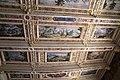 Viterbo, palazzo dei priori, sala regia o erculea, soffitto con vedute di castelli e torri soggetti a viterbo di tarquinio ligustri e ludovico nucci, 1592, 01.jpg