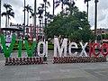 Viva México desde el Parque de Coscomatepec, Veracruz 01.jpg